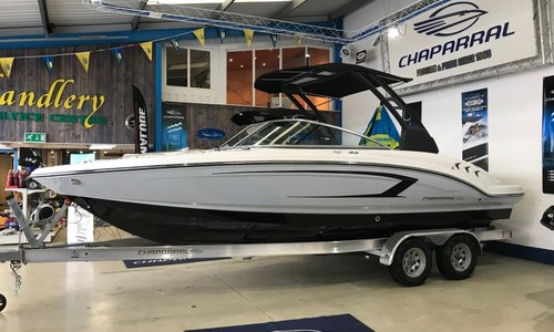 Image of Chaparral Ssi 23 for sale in United Kingdom for £71,500 United Kingdom