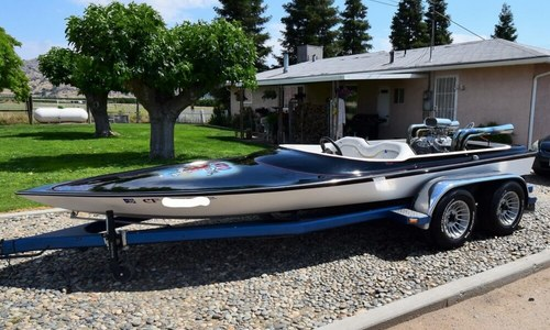 Image of Dominator 18 for sale in United States of America for $14,500 (£11,329) Reedley, California, United States of America