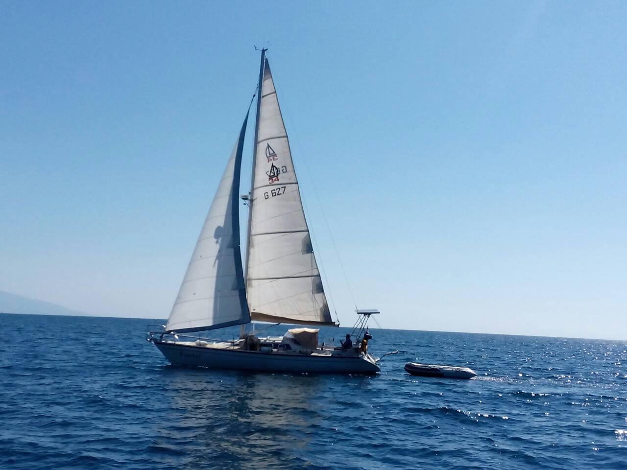 Dehler Yachts Dehler 34 For Sale In Greece For 23 000