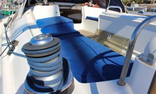 Image of Jeanneau Sun Odyssey 45 DS for sale in Spain for €134,000 (£122,376) Lanzarote, Spain