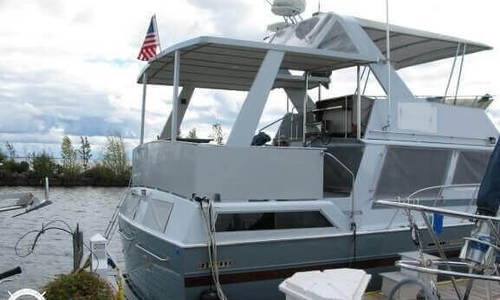 Image of Marinette 41 Flybridge for sale in United States of America for $124,000 (£95,617) Bayfield, Wisconsin, United States of America