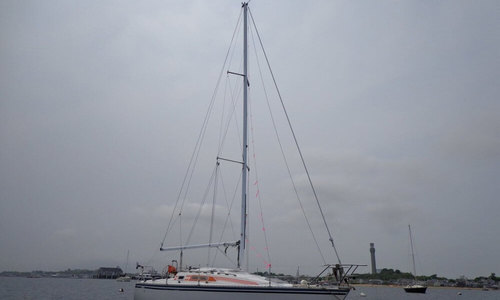 Image of Hunter 28.5 SL Cruiser for sale in United States of America for $13,750 (£10,680) Provincetown, Massachusetts, United States of America