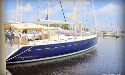 Image of Beneteau Oceanis 473 for sale in United States of America for $190,000 (£141,913) Oriental, NC, United States of America