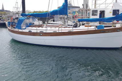 Hans Christian 38T for sale in Ireland for €79,000 (£68,640)
