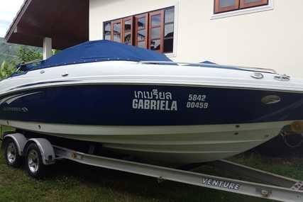Caparral 246 Boat SSi 320 HP very clean boat for sale in Thailand for €35,000 (£31,301)
