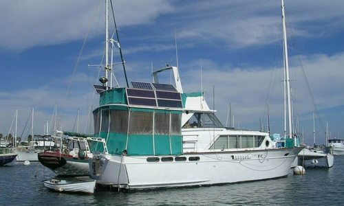 Image of Chris-Craft Constellation for sale in United States of America for $35,600 (£28,546) Chula Vista, California, United States of America