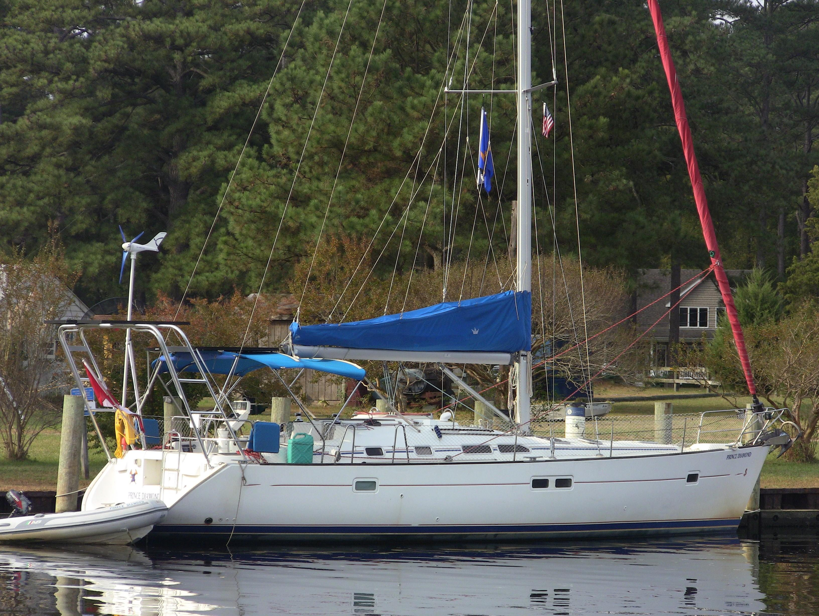 Beneteau Oceanis 423 for sale in Grenada for $130,000
