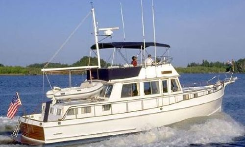 Image of Grand Banks 46 Classic for sale in France for €220,000 (£197,419) France
