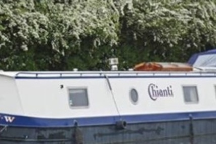 Burscough Boats Wide Beam Barge 58x13 for sale in United Kingdom for £120,000