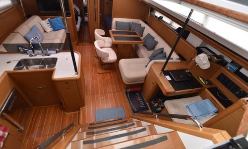 Image of Jeanneau 57 Yacht for sale in Greece for €325,500 (£298,241) Corfu/Croatia, Greece