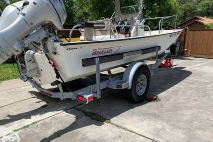 Boston Whaler 17 Montauk for sale in United States of America for $22,750 (£18,153)