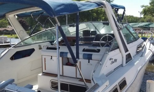 Image of Sea Ray 300 Sundancer for sale in United States of America for $23,250 (£16,429) Fox Lake, Illinois, United States of America