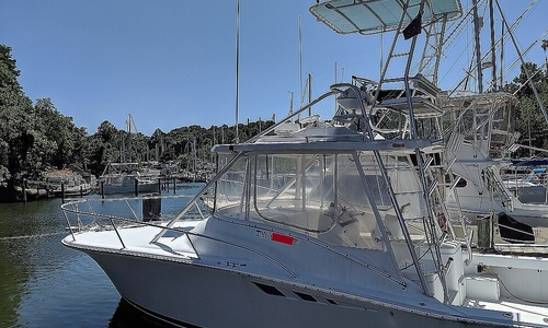 Image of Luhrs 320 Open for sale in United States of America for $24,500 (£18,783) Saint Leonard, Maryland, United States of America