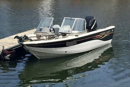 Crestliner 1850 Sportfish for sale in United States of America for $16,000 (£12,143)