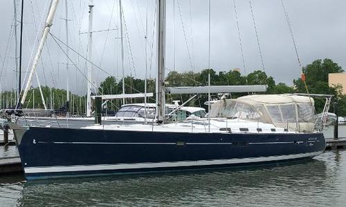 Image of Beneteau Oceanis 523 for sale in United States of America for $259,800 (£209,127) Annapolis (Bert Jabin Yacht Yard), MD, United States of America