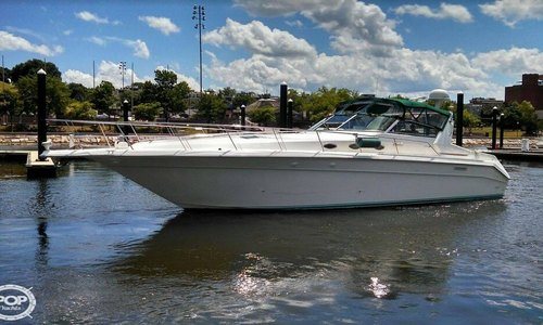Image of Sea Ray 440 Sundancer for sale in United States of America for $79,900 (£63,867) Baltimore, Maryland, United States of America