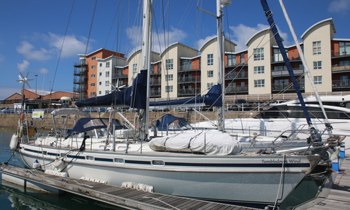 Image of CONTEST YACHTS Contest 44 for sale in Jersey for £170,000 Jersey