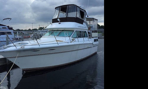 Image of Sea Ray 360 Aft Cabin for sale in United States of America for $15,000 (£11,625) Au Gres, Michigan, United States of America