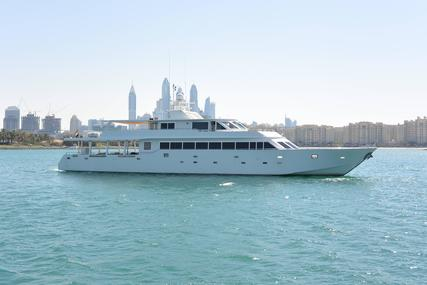 Custom 125'  Alloy SuperYacht for sale in United Arab Emirates for $2,178,000 (£1,696,962)