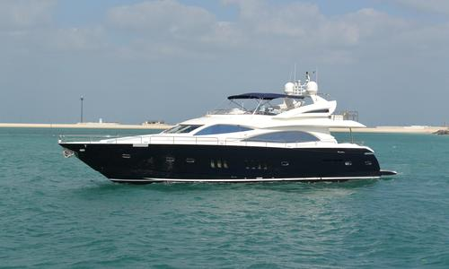 Image of Sunseeker 90 for sale in United Arab Emirates for €2,600,000 (£2,374,256) Dubai, , United Arab Emirates