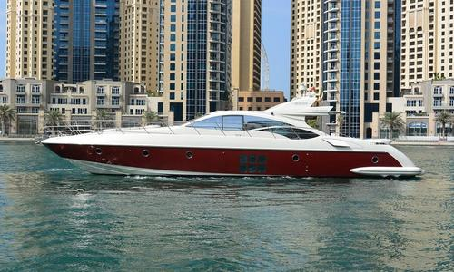 Image of Azimut Yachts 68 S for sale in United Arab Emirates for $575,000 (£443,902) United Arab Emirates