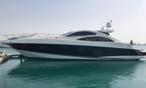 Image of Sunseeker Predator 62 for sale in United Arab Emirates for $569,000 (£439,270) Dubai, , United Arab Emirates