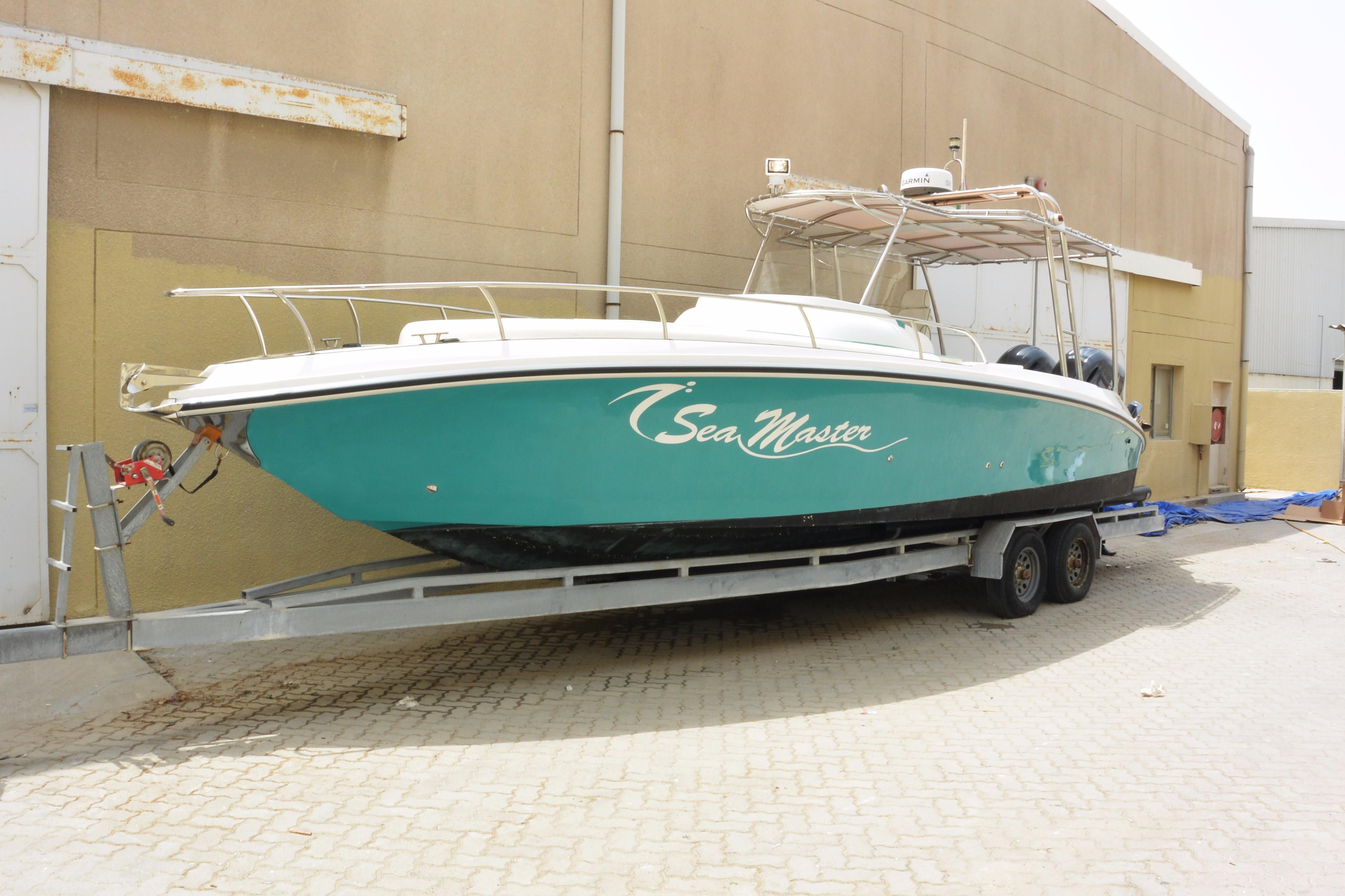 Sea Master 31 Power Boat for sale in United Arab Emirates