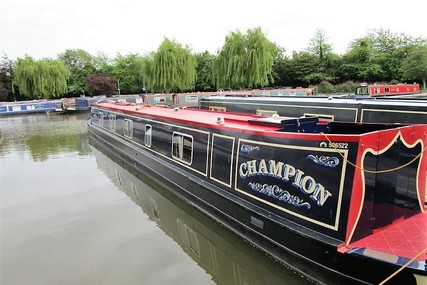 Blue Haven Semi Traditional Stern Narrowboat for sale in United Kingdom for £45,000