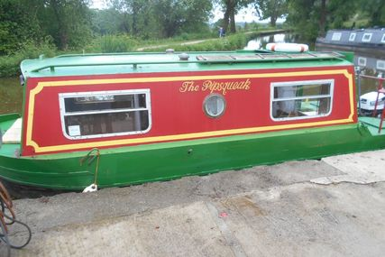 Springer Waterbug steel motor cruiser for sale in United Kingdom for £10,500