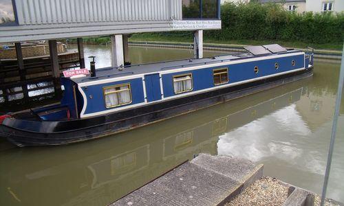 Image of Anyho Wharf Boatbuilders Cruiser Stern Narrowboat for sale in United Kingdom for £35,950 Hilperton Marina, United Kingdom