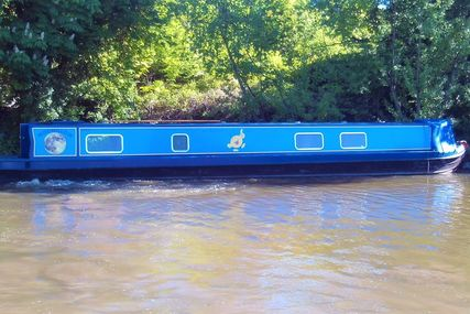 Pro-Build Cruiser Stern Narrowboat for sale in United Kingdom for £59,500