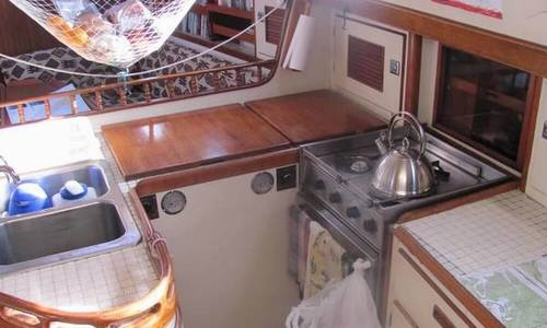 Image of Brewer Dolphin 43 for sale in United States of America for $89,000 (£69,831) Harpswell, Maine, United States of America