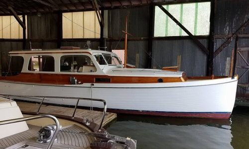 Image of Matthews 38 Cabin Cruiser for sale in United States of America for $30,000 (£21,884) Portsmouth, Virginia, United States of America