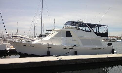 Image of Meridian 490 Pilothouse for sale in United States of America for $249,900 (£204,367) San Pedro, CA, United States of America