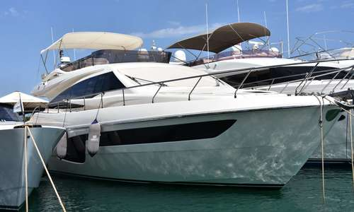 Image of Ferretti 650 for sale in Netherlands for P.O.A. (P.O.A.) Netherlands