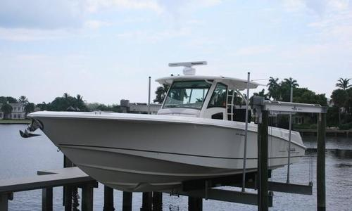 Image of Boston Whaler 370 Outrage for sale in United States of America for $369,000 (£295,882) Deerfield Beach, FL, United States of America