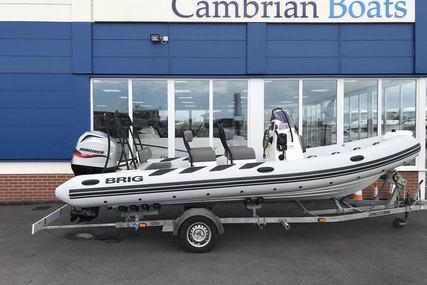 Brig Navigator 610 for sale in United Kingdom for £21,995