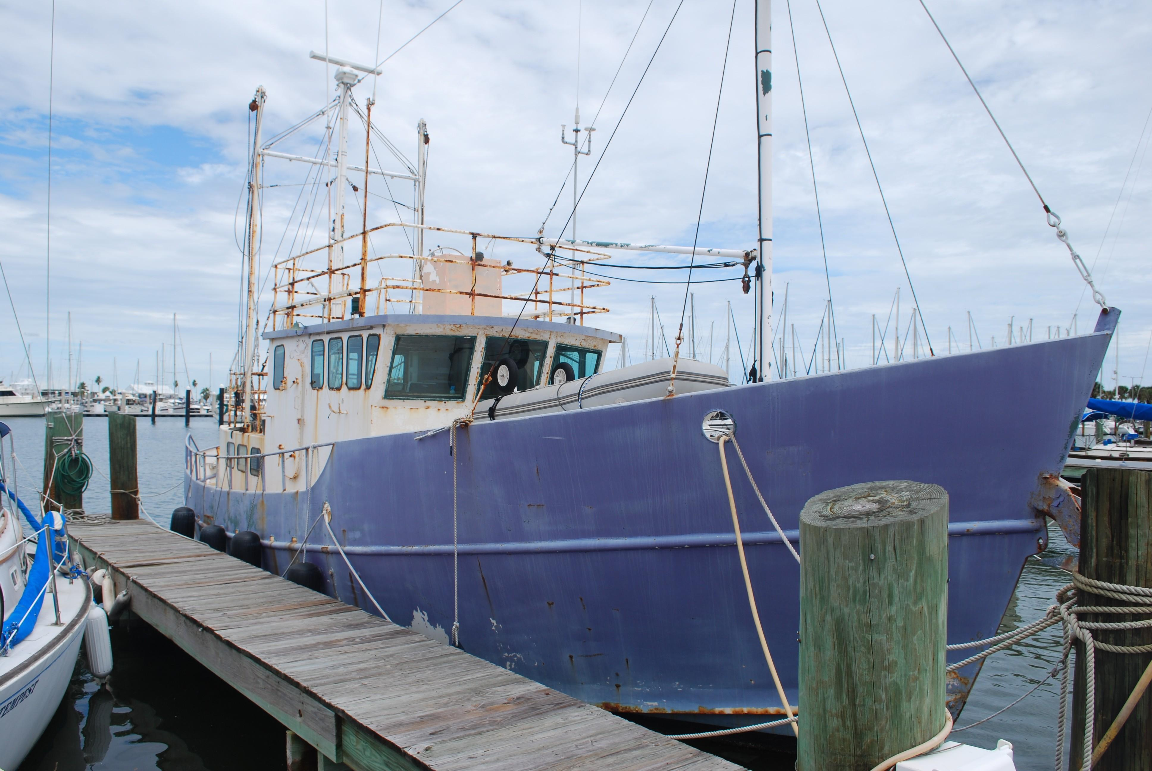 colvin tom designed - fazzio built - north sea trawler for sale in united states of america for 68 500 55 529