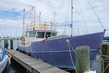 COLVIN Tom  Designed - Fazzio Built - North Sea Trawler for sale in United States of America for $68,500 (£55,030)