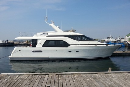 Queenship 61 for sale in Sweden for kr2,495,000 (£297,378)
