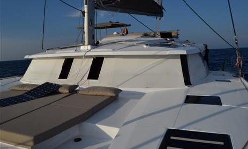 Image of Fountaine Pajot Saona 47 Maestro for sale in Italy for €735,000 (£661,942) Tuscany, Italy