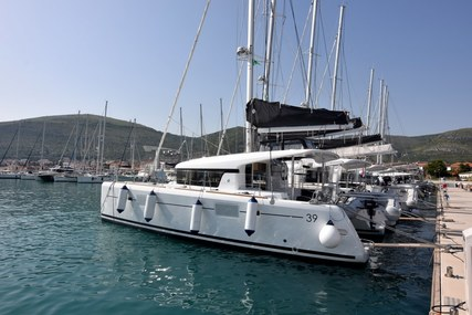 Lagoon 39 for sale in Croatia for €225,000 (£201,988)