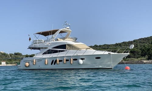 Image of Sealine T50 for sale in Croatia for €349,900 (£321,257) Croatia