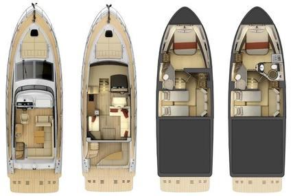 Sea Ray Fly 400 for sale in United States of America for $649,000 (£516,642)