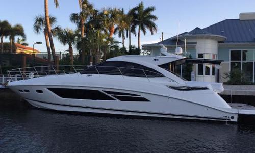Image of Sea Ray Sundancer for sale in United States of America for $750,000 (£613,562) Fort Lauderdale, Florida, United States of America
