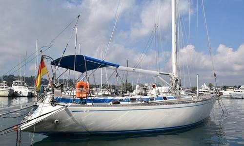Image of Nautor's Swan 47 for sale in Greece for €85,000 (£71,662) Gouvia Marina, Corfu, Greece