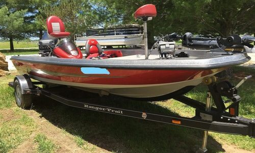 Image of Ranger Boats 177TR for sale in United States of America for $18,500 (£14,515) Clinton, Missouri, United States of America