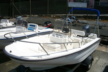 Boston Whaler Dauntless 16 with 2016 Yamaha 100 hp four stroke for sale in United Kingdom for £19,950