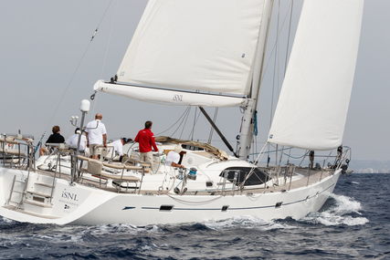 Oyster 655 for sale in Spain for €899,000 (£750,136)