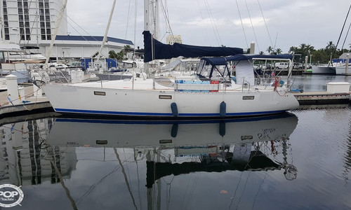 Image of Beneteau Oceanis 390 for sale in United States of America for $56,000 (£43,632) Saint Augustine, Florida, United States of America